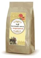 чёрный орех, листья персика, лечебный чай