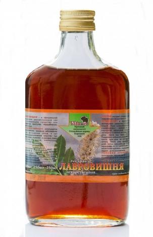 Настойка из лавровишни (экстракт из листьев)
