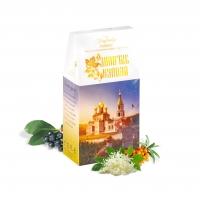 Иван чай с мелиссой, вишней, облепихой, душицей и липой «Золотые купола».