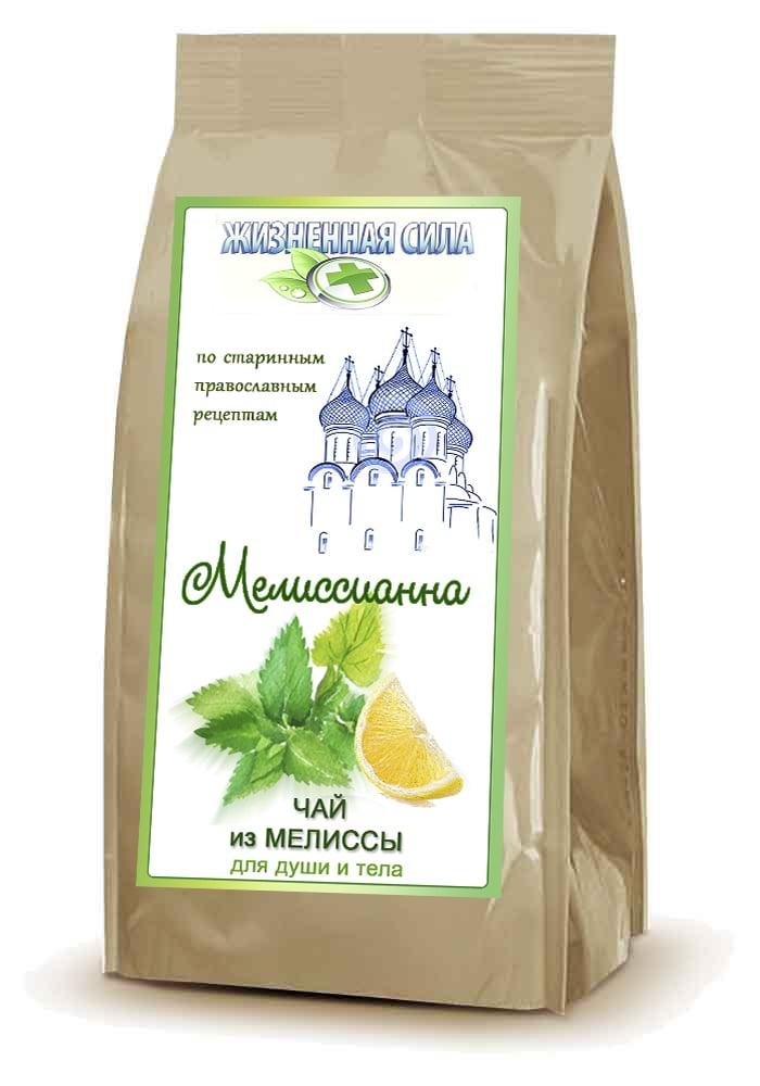 Чай с мелиссой «Мелиссиана»