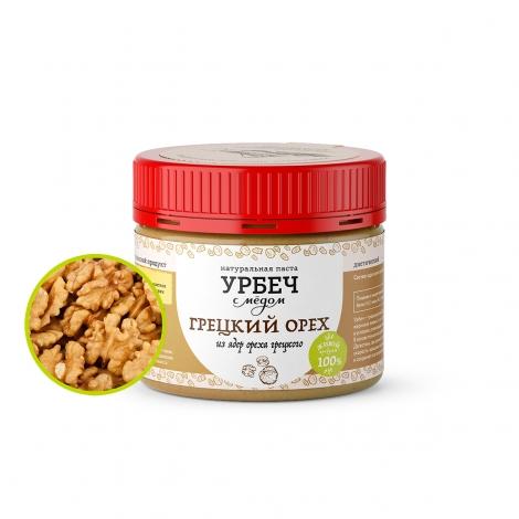 Урбеч из грецкого ореха