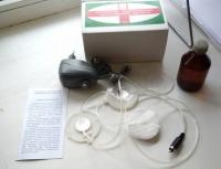 Электрофорез лекарственных средств
