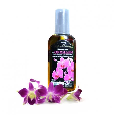 Массажное масло «Вальс Орхидеи»