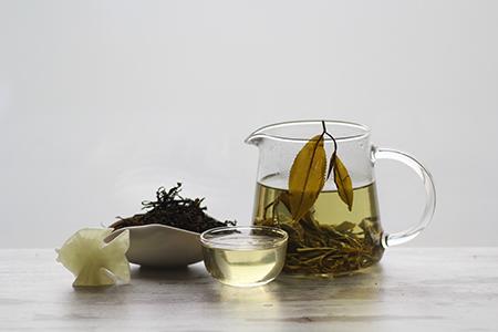 Зелёный чай «Жива»