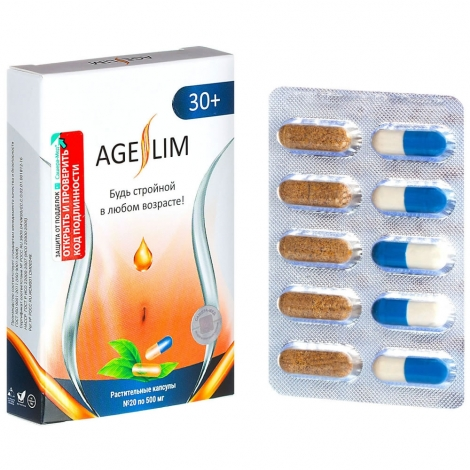 AgeSlim 30+ (капсулы)
